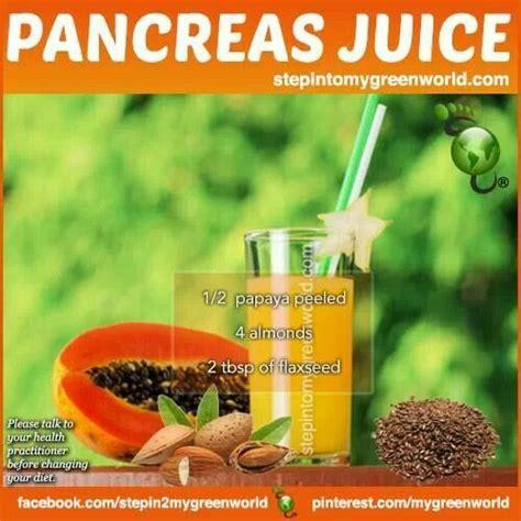 Detox Your Pancreas by Pancreas Juice Health
