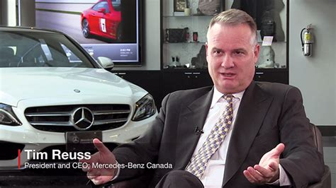 mercedes benz ceo on the road with tim reuss president ceo mercedes