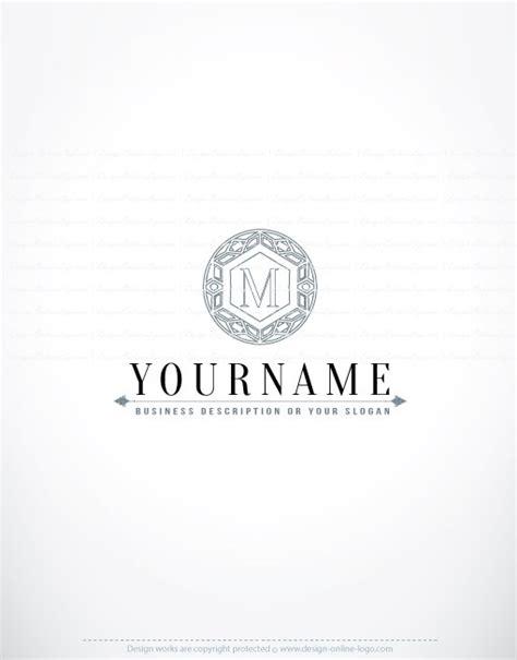 free elegant logo design exclusive design elegant crest alphabet logo compatible