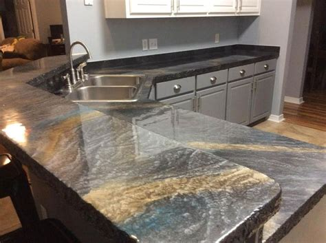 1000 ideas about epoxy countertop on concrete
