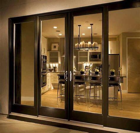 andersen replacement sliding doors oak finish best 25 commercial glass doors ideas on