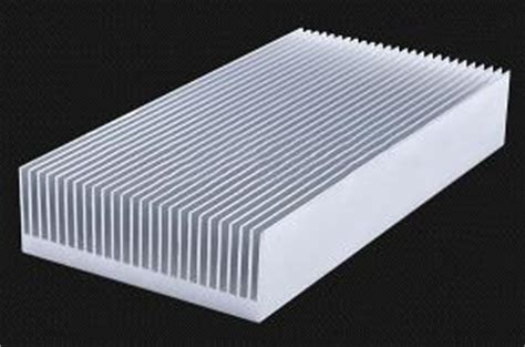 heat sink calculations aluminum extruded aluminum heatsinks low cost standard or custom