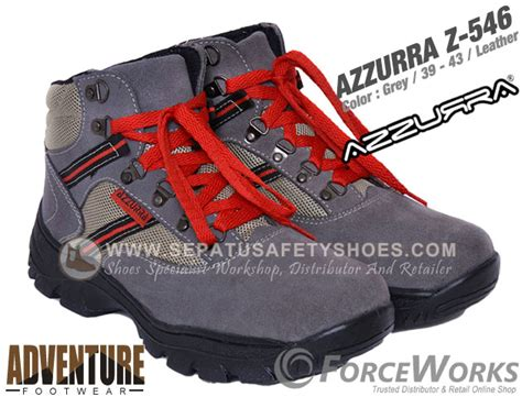Sepatu Safety Azzura sepatu gunung azzura z 546