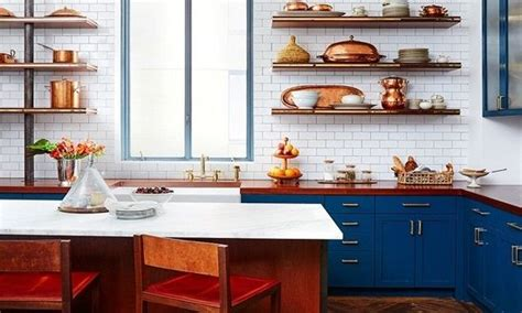 copper accent kitchen kitchen interior design ideas and decorating ideas for