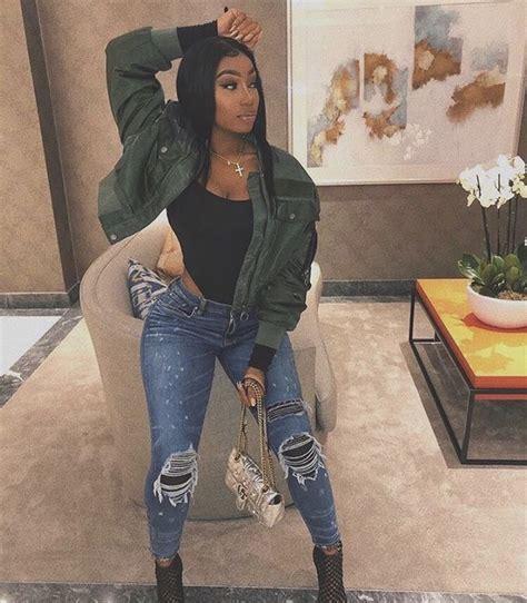 pinterest attruubeautys black girl fashion baddie