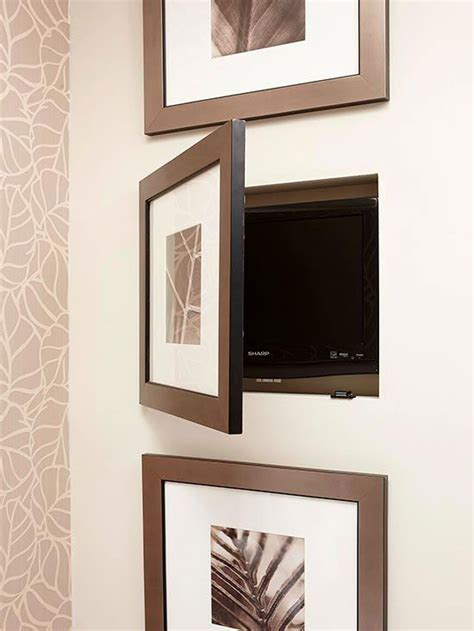 Concealed Door Storage Cabinet Storage Cabinets And House On