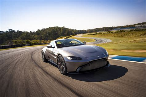 New Aston Martin by New Aston Martin Vantage Sold Out For 2018 News Gallery