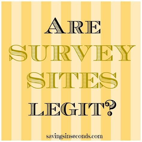 Survey Websites For Money - earning money with survey sites