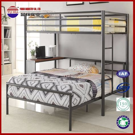 factory bunk bed factory production metal bunk bed black loft