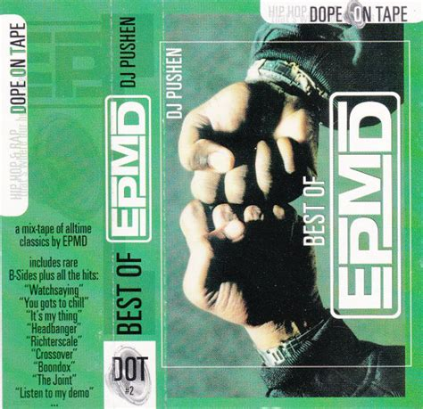Epmd The Joint Vinyl - get the bozack composition by epmd dj pushen discogs