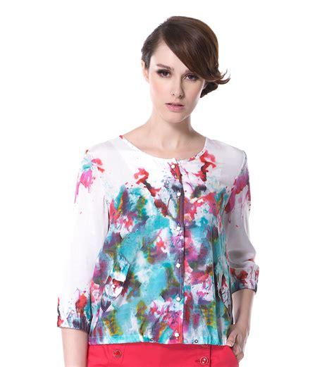 short hair blouse models silk short sleeved blouse lace henley blouse