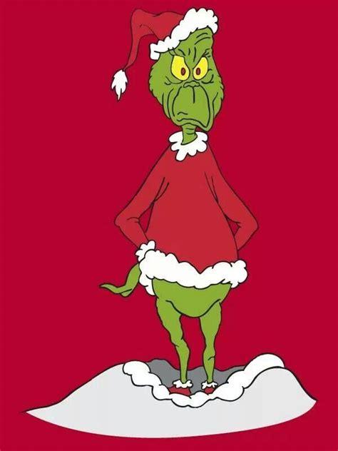 Mr Grinch Stole - mr grinch