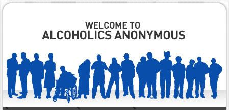 Going To Aa Meeting While Detoxing by The Rhetoric Alcoholics Anonymous