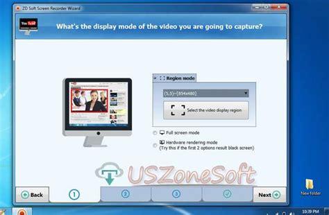 zd soft screen recorder full version