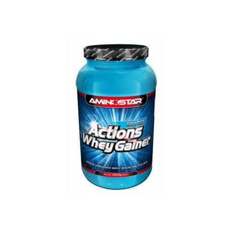 Whey Gainer whey gainer actions