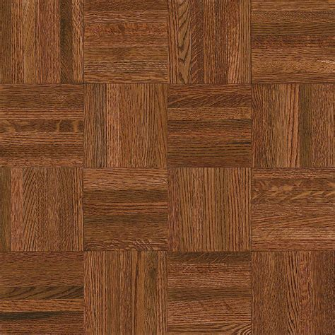 bruce natural oak parquet cherry 5 16 in thick x 12 in wide x 12 in length solid hardwood