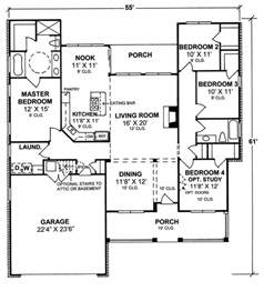 Handicapped House Plans by Country Ranch Wheelchair Accessible House Plans Home