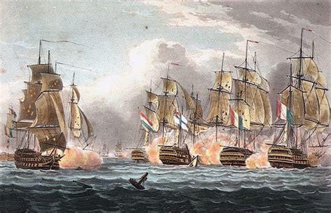 siege cook battle of trafalgar
