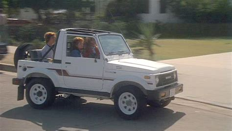 1985 Suzuki Samurai Best Of The 80s A Celebration Of The Most Awesome Decade