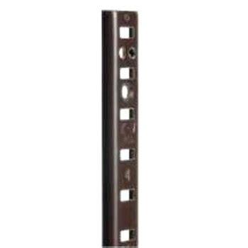 Shelf Standards by Buy The Knape Vogt Pk255 Brn 48 Shelf Standard Brown 48