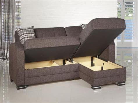Sectional Sleeper Sofa With And Sectional Small Sleeper Sectional Sofa With Storage And Sleeper