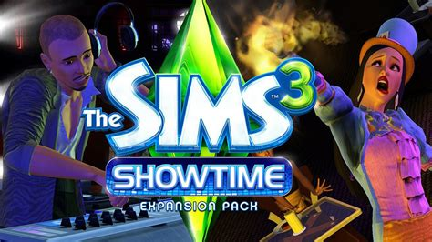The Sims3 Show Time the sims 3 showtime free codex pc