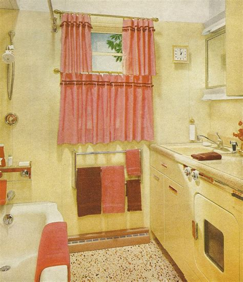 1960s Bathroom by Vintage Decorating Bathrooms 10 Antique Alter Ego