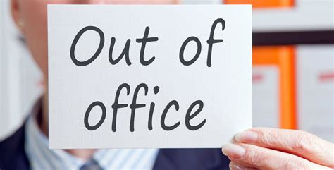 Stepping Out Of The Office But I Will Return by How To Manage Workplace Absences