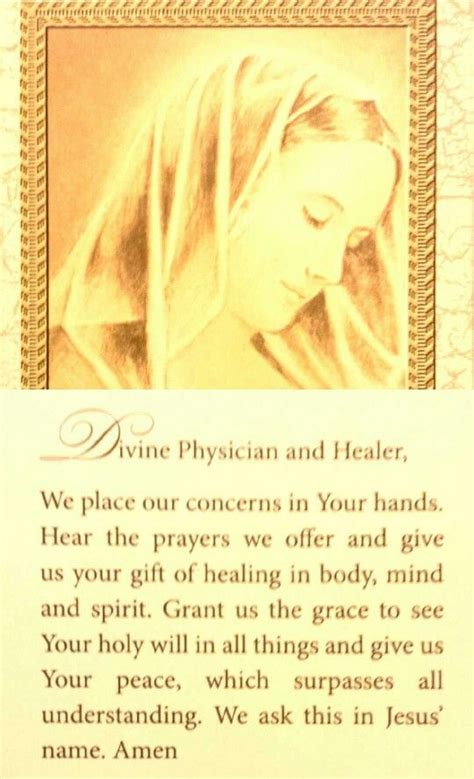 a prayer for comfort a prayer for healing and comfort posters for my walls