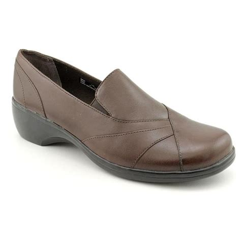 clarks s blackberry leather dress shoes wide size 11 15043254 overstock