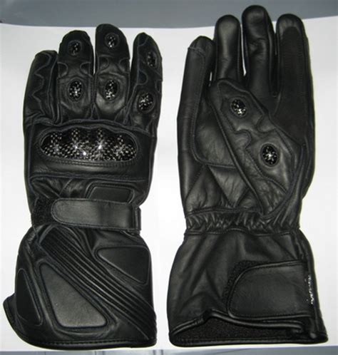 Handmade Leather Gloves - custom handmade motorcycle leather gloves gloves