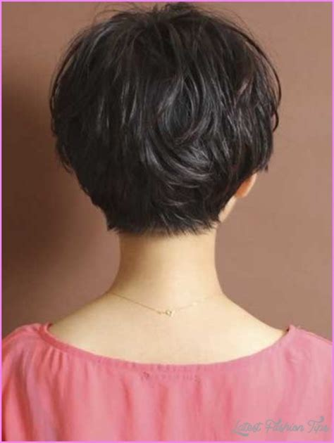back views of pixie haircuts long pixie haircut back view latestfashiontips com