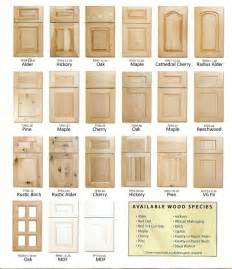 Types Of Kitchen Cabinets by 25 Best Ideas About Cabinet Door Styles On Pinterest