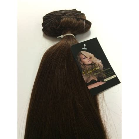cleopatra hair extensions natural brown 24 inch ultimate thick clip in human hair
