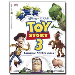 story 3 book story 3 ultimate sticker book dk publishing