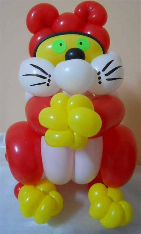 Cat Balloon Animal » Home Design 2017