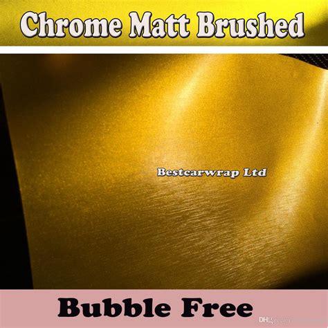 Metal Chrome Makeup Brush Set Murah X Yellow Gold Brushed Gold Images