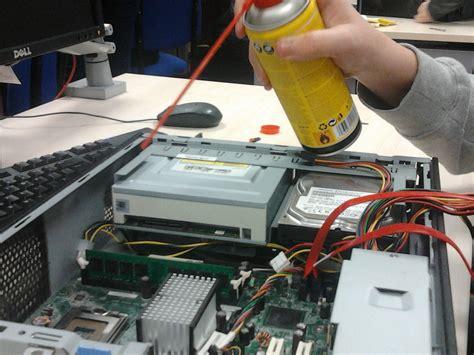 spray paint motherboard heatsinks undertaking routine maintenance tasks on a computer s