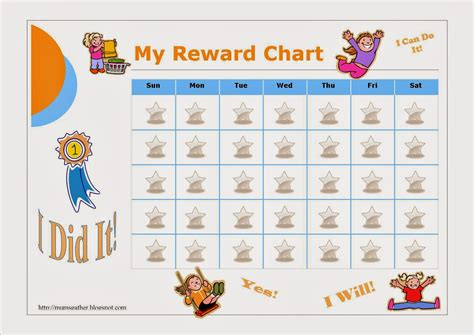 printable incentive reward charts search results for free printable incentive charts