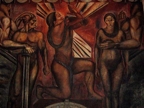 murales de david alfaro siqueiros omnisciencia 1925 jose clemente orozco wikiart org