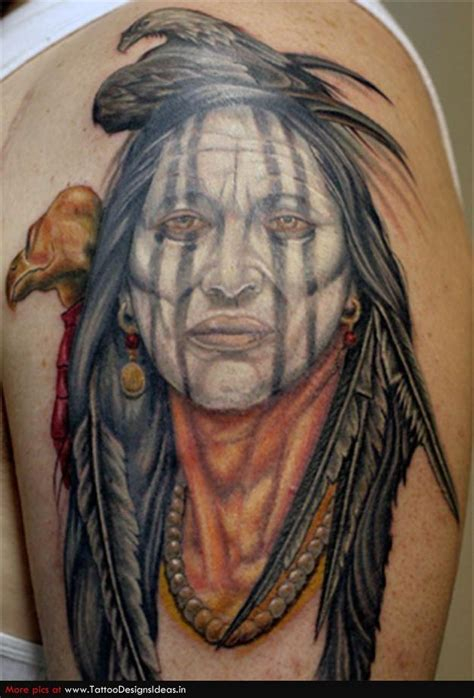 tattoo pictures indian indian tattoos tattoos north american indians
