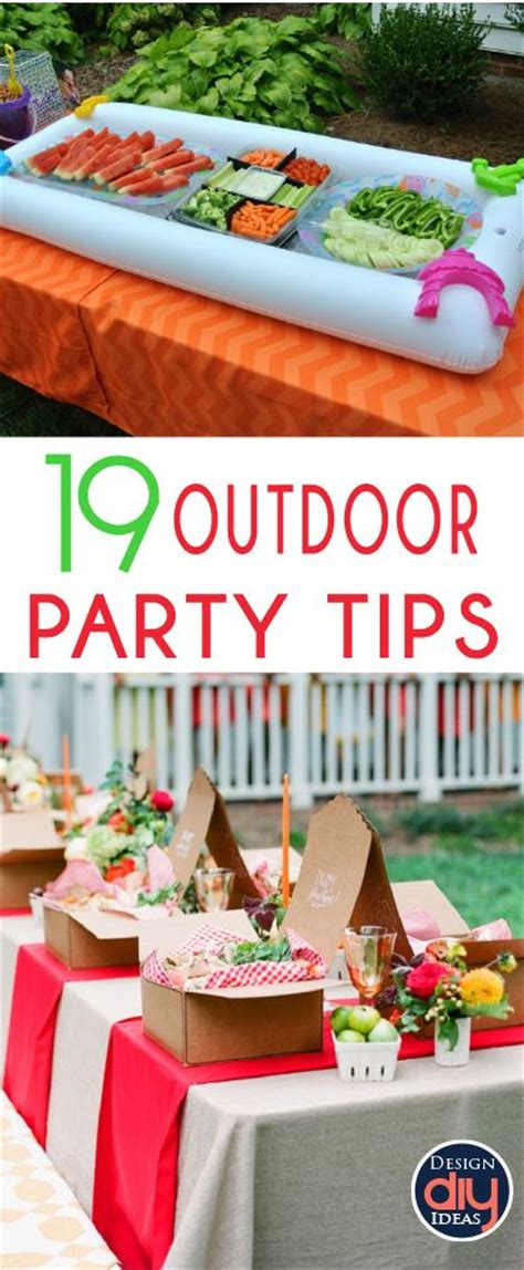 best 25 backyard barbeque party ideas on pinterest