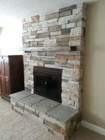 Cultured Fireplace Ideas by Fireplace Remodel Cultured New Insert Raised