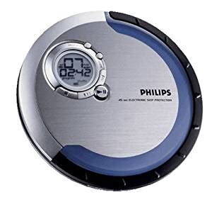 best small cd player philips ax5210 compact portable cd player