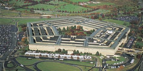 Photo Op The Pentagon by Pentagon Thinglink