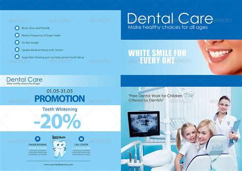 dental care  brochure  enem graphicriver