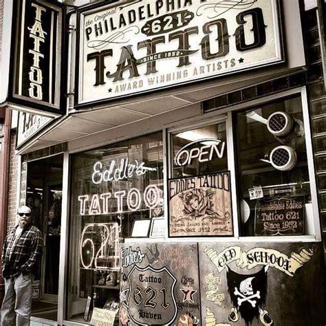 tattoo shops philadelphia philadelphia eddie s 621 home