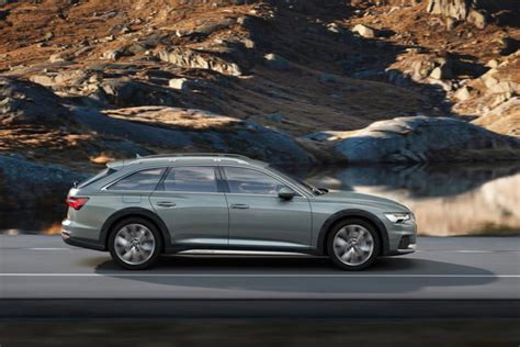 2020 audi a6 wagon 2020 audi a6 allroad launches in europe with new road