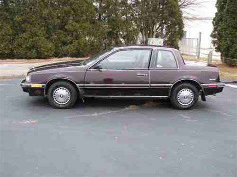 automobile air conditioning repair 1988 buick skylark engine control find used 1990 buick skylark base coupe 2 door 2 5l in crown point indiana united states