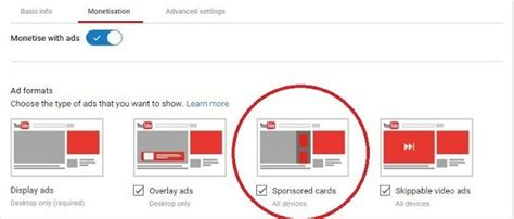 Youtube Gift Card - new youtube sponsored cards offer extra income for creators epic videos